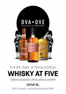 whisky-at-five-poster