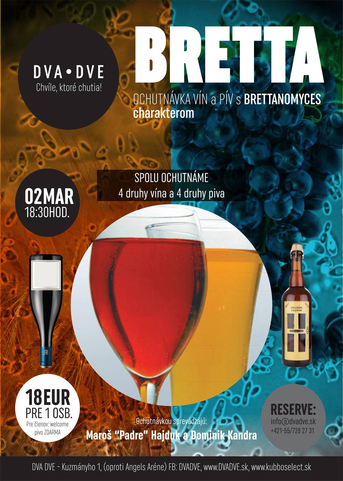 BRETTA-v-dvadve-poster